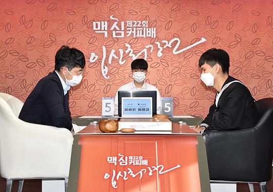김지석, 7전8기 끝에 맥심커피배 우승