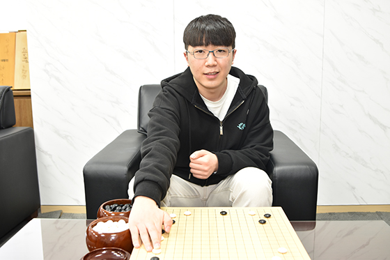 박신영, 연구생 내신 1위로 입단