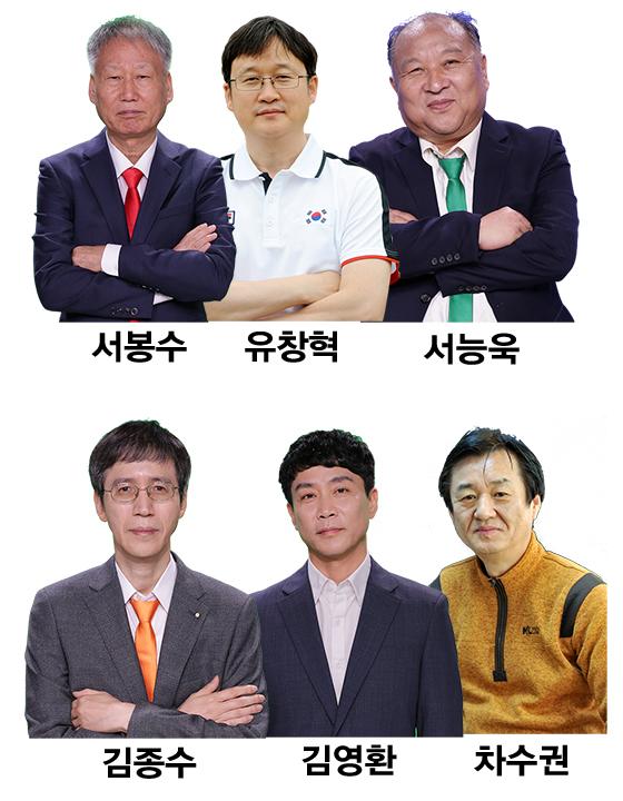 신안 국제시니어대회, 서능욱 등 한국 대표 선발 완료