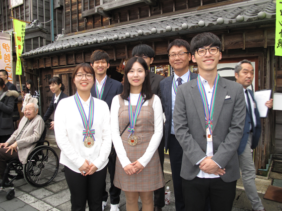디펜딩챔피언 한국, 오카게배 통산 네 번째 우승 도전