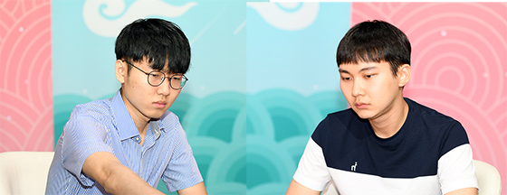 신진서ㆍ박정환, 용성전 결승 '리턴매치'