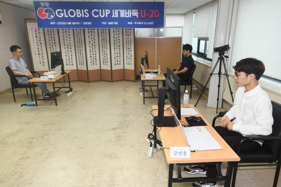 박상진ㆍ문민종, 글로비스배 4강 진출