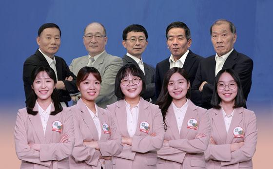 대방건설배 시니어 vs 여자 바둑리그 챔피언스컵, 6∼7일 열려