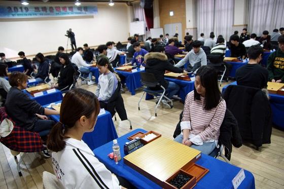 2019 크라운해태배 개막… 신민준ㆍ변상일ㆍ오유진 등 32강 진출